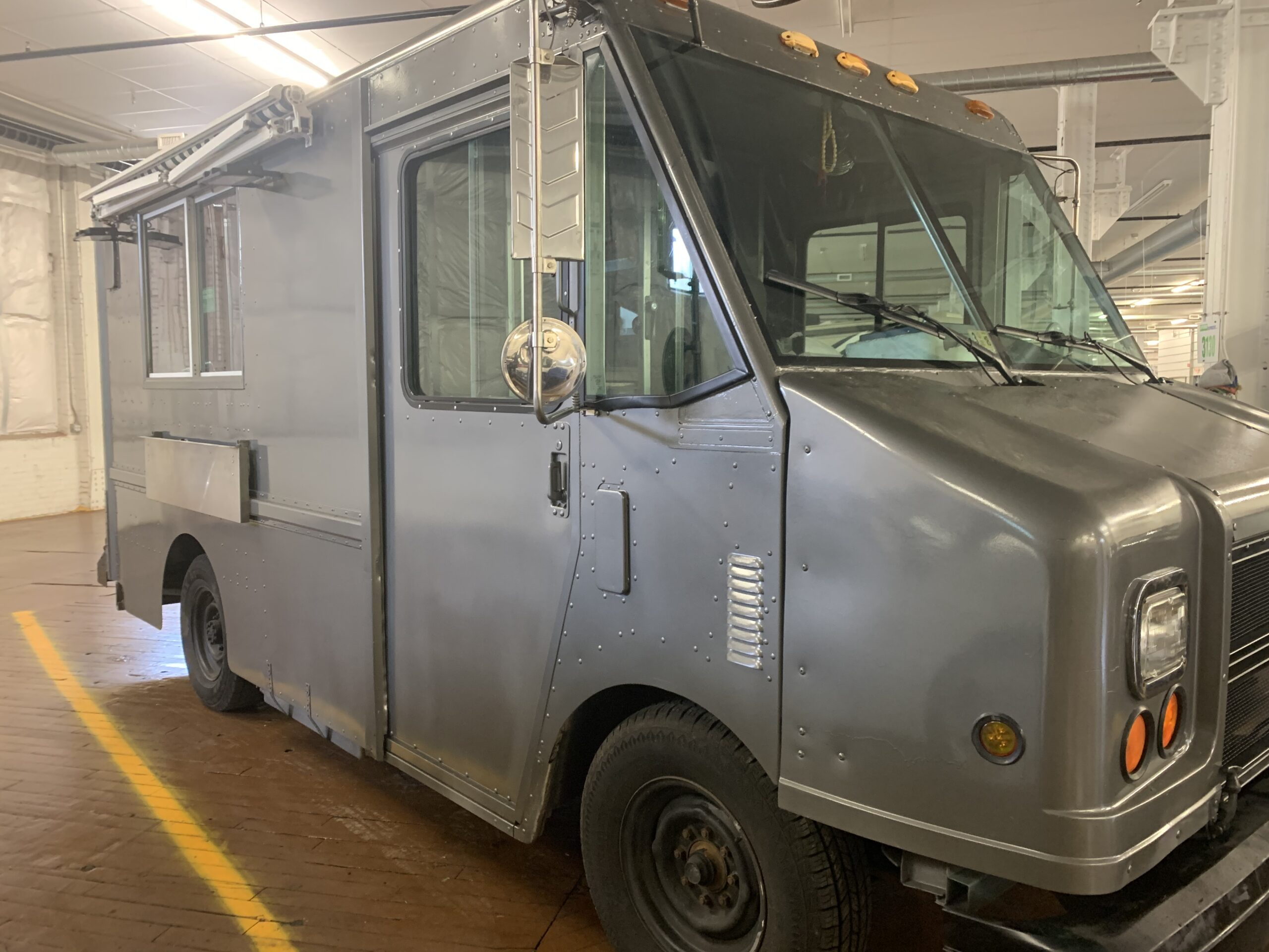 Good To Go Food Truck New Paint Job