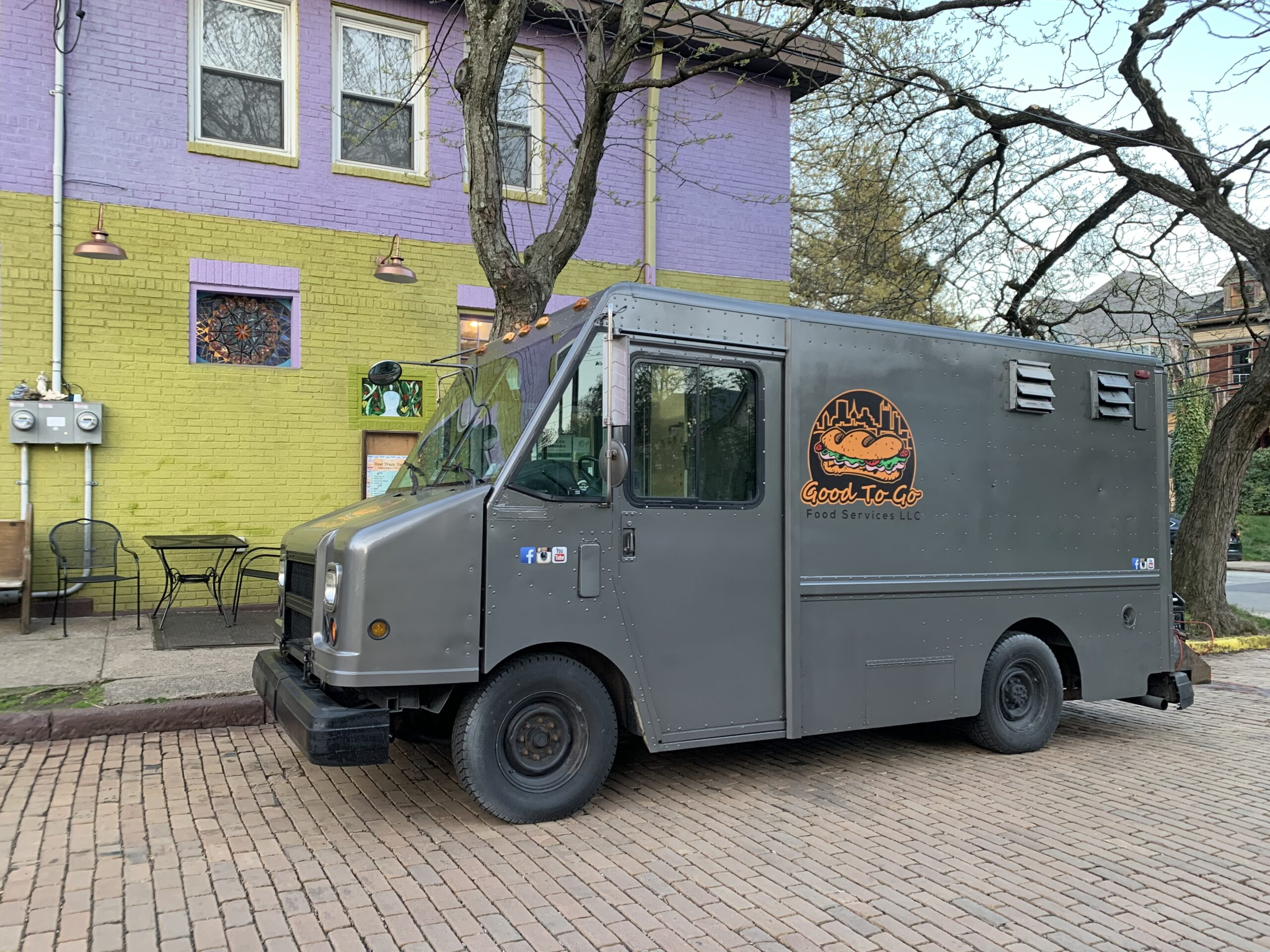 Good To Go Food Truck at Biddle's Escape